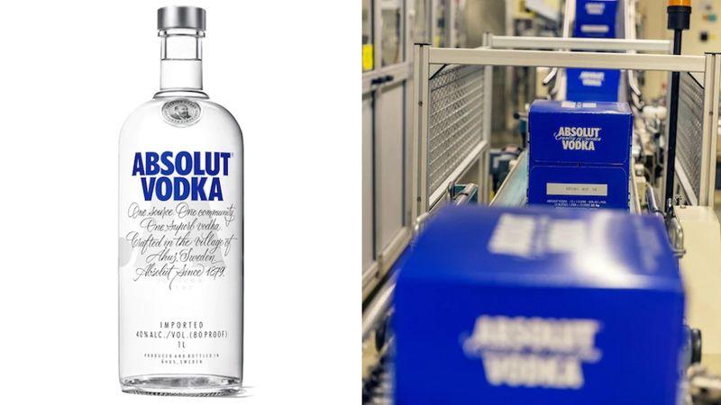 Vodka Brand Eco Initiatives