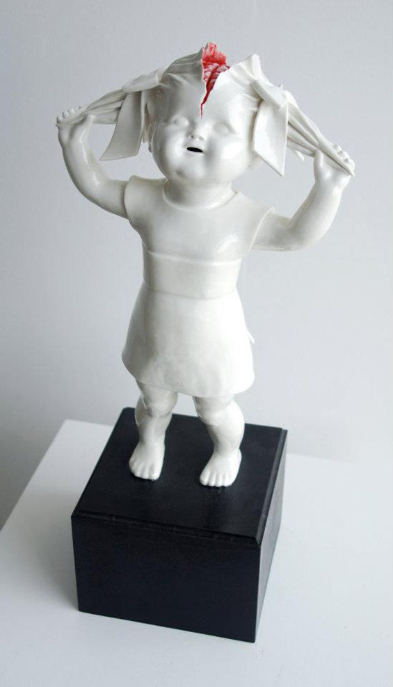 Disturbing Porcelain Figurines (UPDATE)