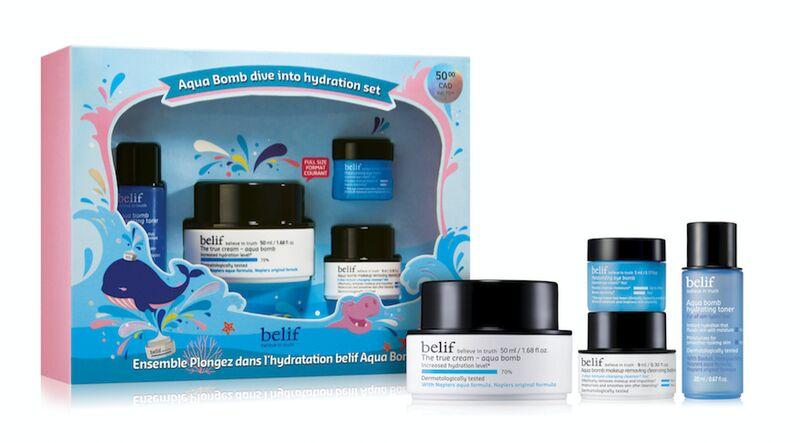Ultra-Hydrating Skincare Sets