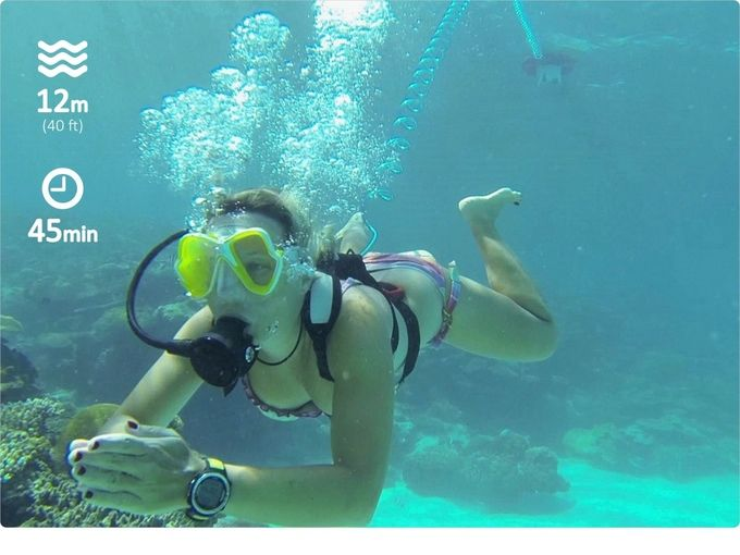 Tankless Scuba Equipment