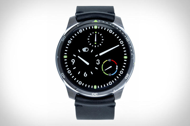Oil-Infused Watches