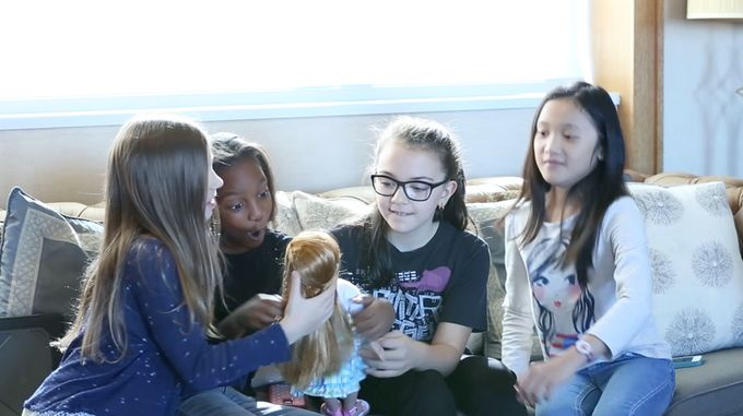 Empowering Youth Dolls