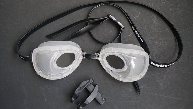 Perforated Diving Goggles