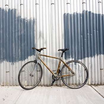 DIY Bamboo Bikes