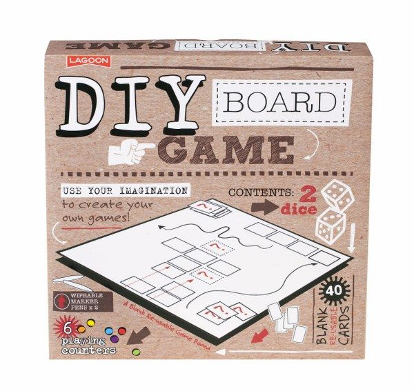 Dry Erase Board Games Diy Board Game