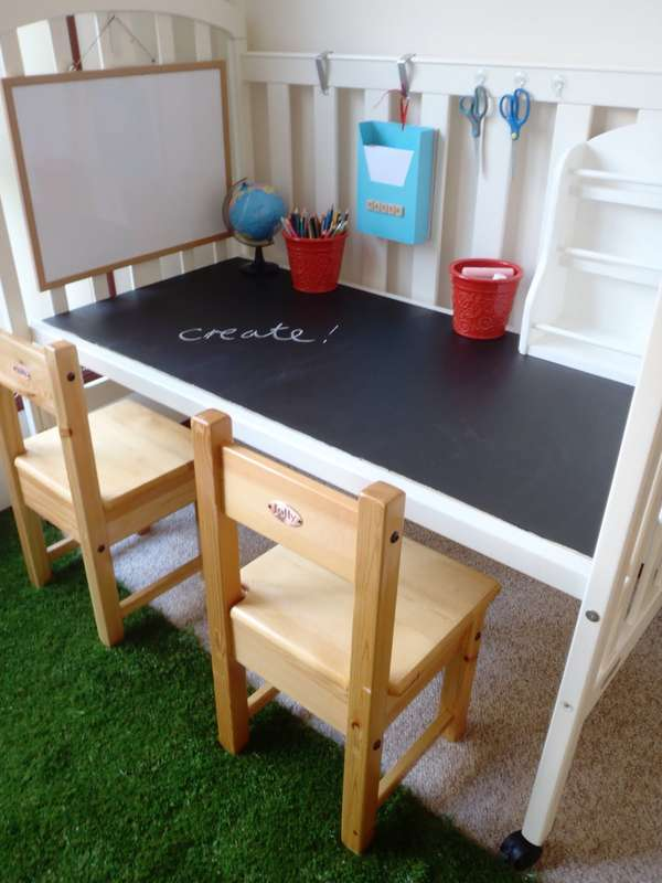 Repurposed Cot Projects