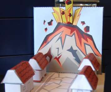 Disastrous Papercrafts