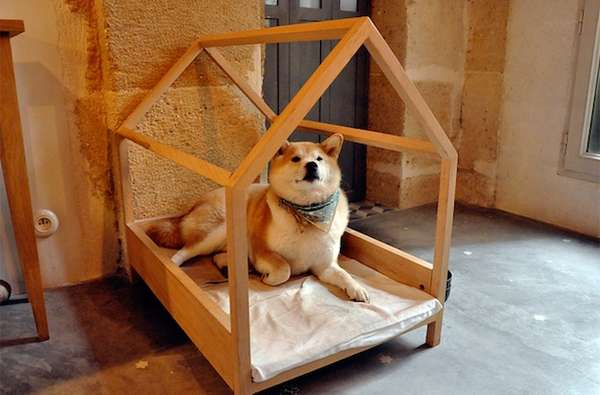 Do It Yourself Home Design: Simple Structure Dog Houses : Diy Dog House