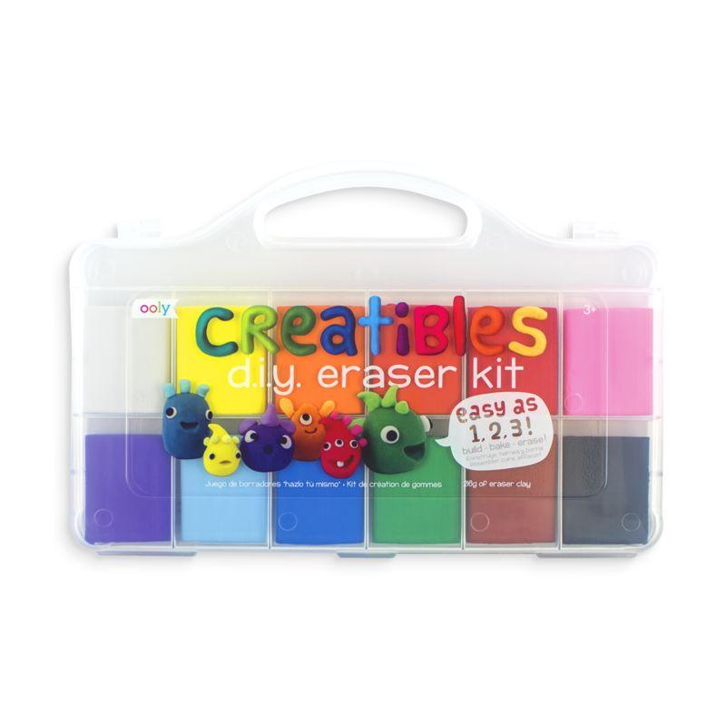 Eraser Design Kits