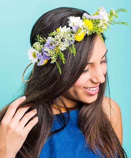Floral Crown Crafts