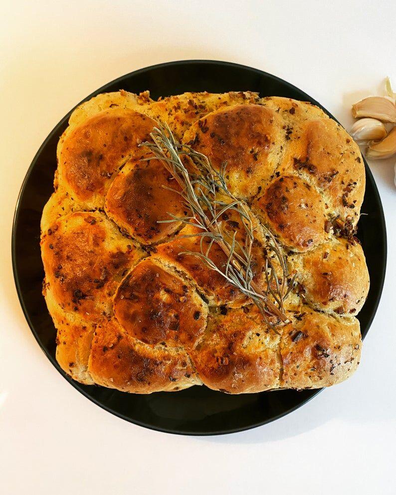 DIY Garlic Bread Kits
