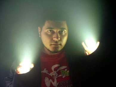 DIY Jacket Cuff Lights
