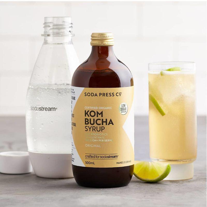 Kombucha Syrup Concentrates
