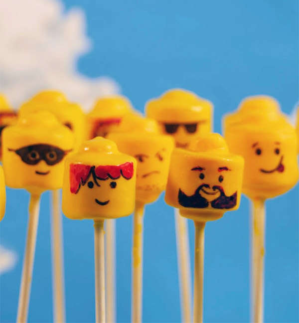 Ninjago Cake Pops Tutorial