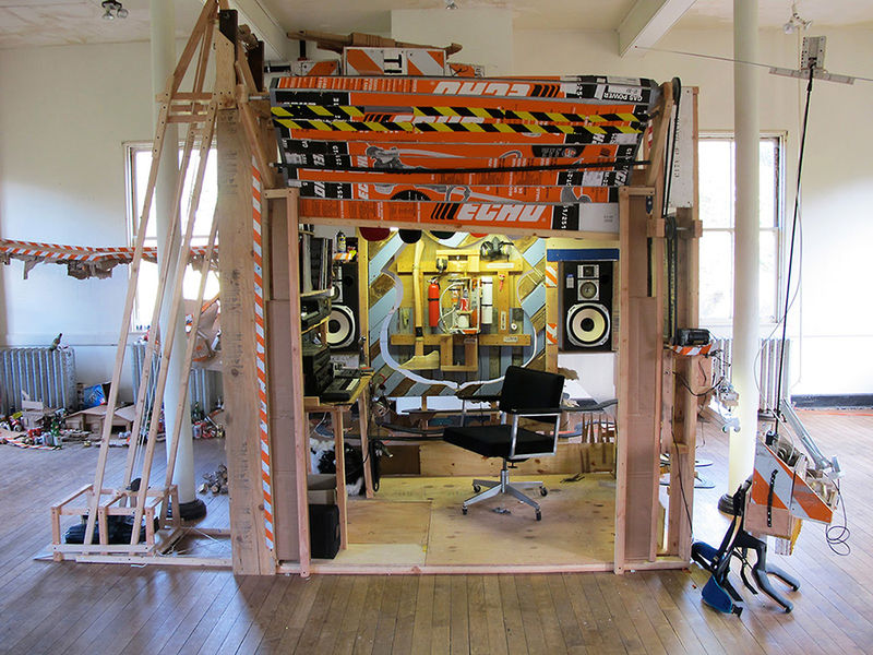 DIY Radio Station Installations
