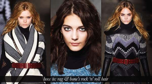 Runway Rocker Hair Tutorials