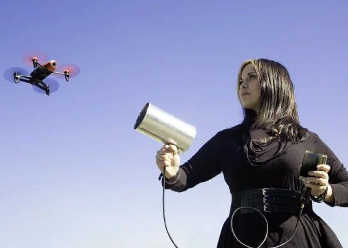 DIY Anti-Drone Guns