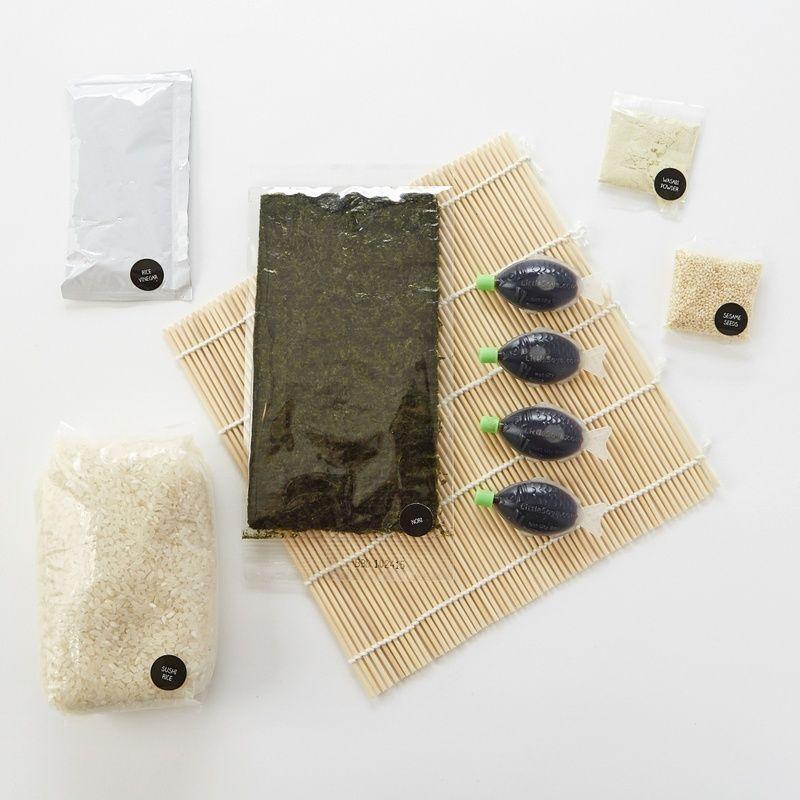 DIY Sushi Dinner Kits