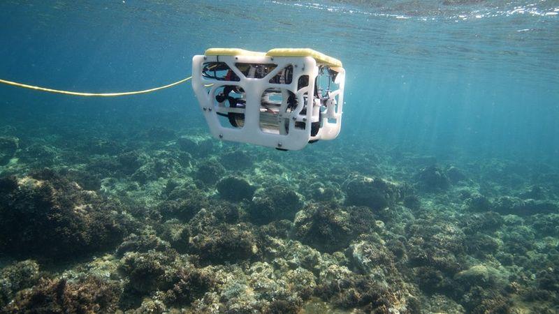 DIY Underwater Drones : underwater drone