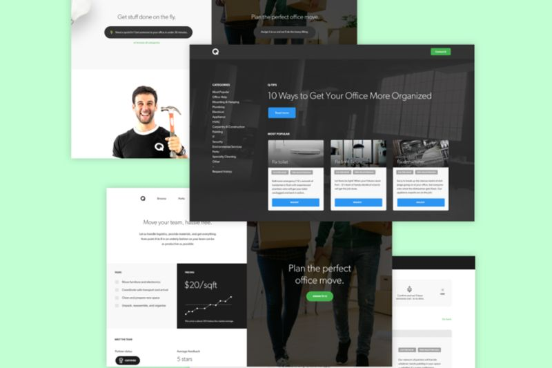 Unlimited Low-Cost Designer Services