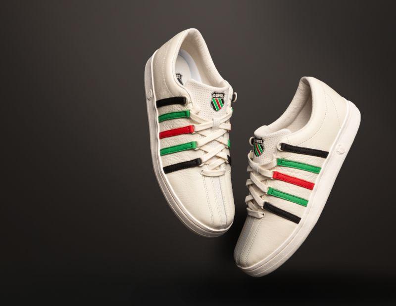 Black History-Celebrating Sneakers