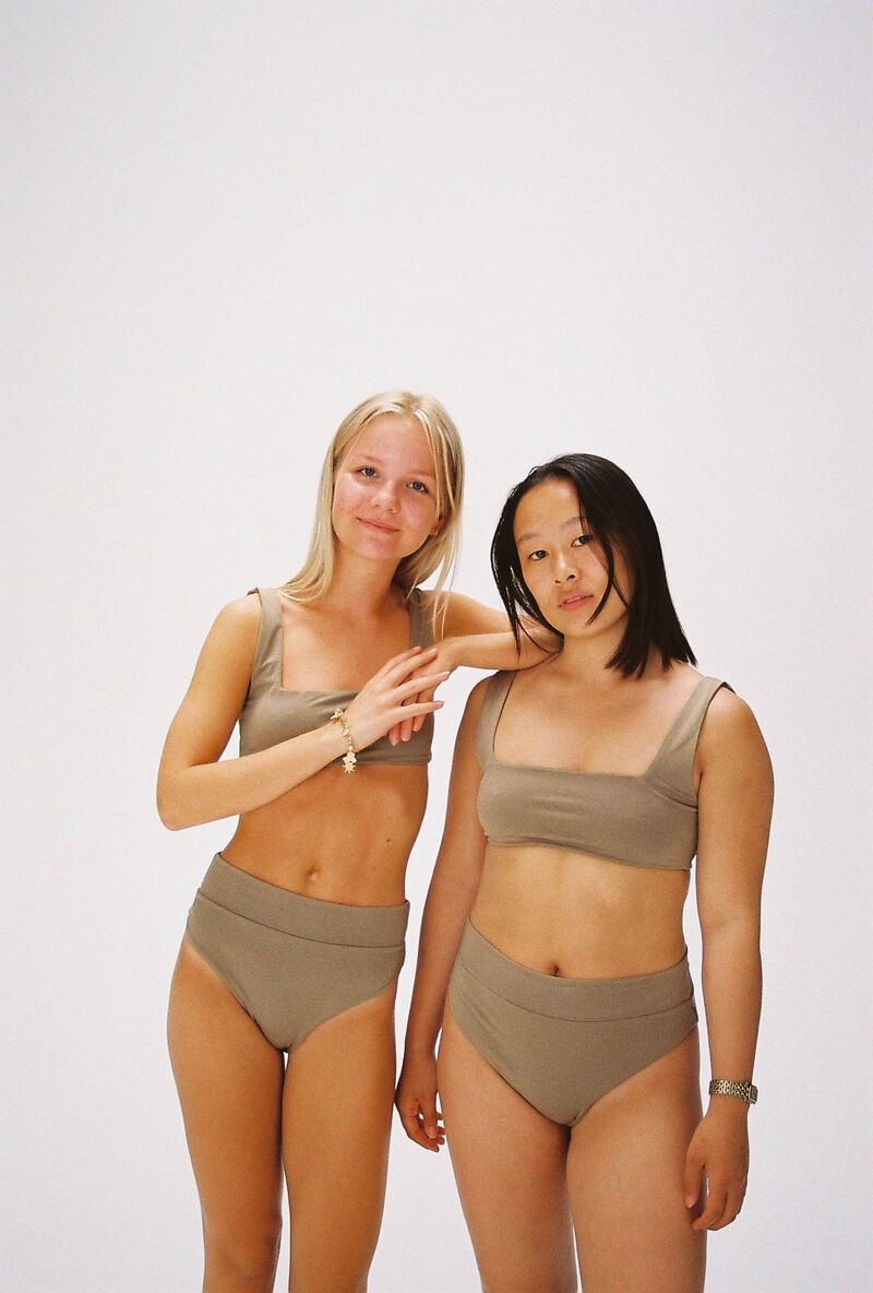 Scandinavian-Inspired Swimsuits
