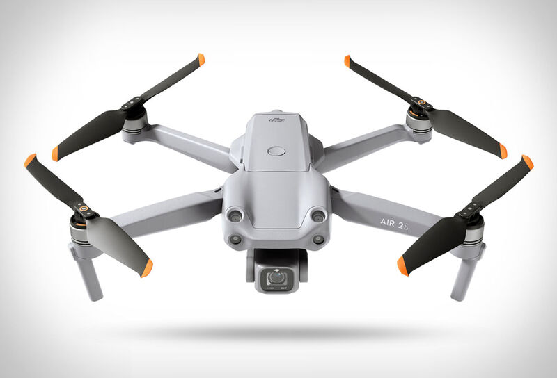Mini Consumer-Grade Photography Drones