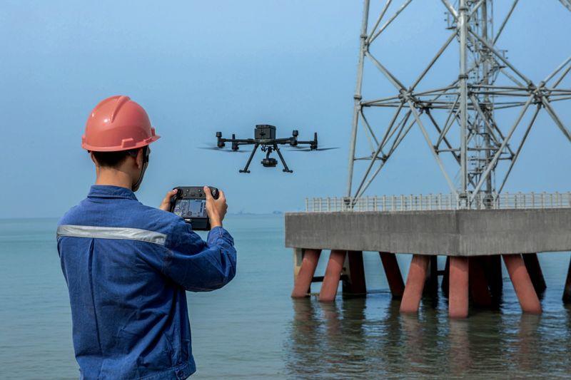 Weatherproof Enterprise-Grade Drones