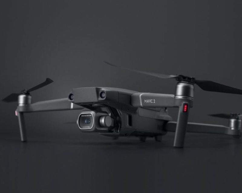 DSLR-Quality Photography Drones