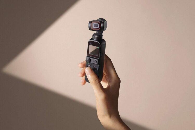 Mini Gimbal-Stabilized Cameras