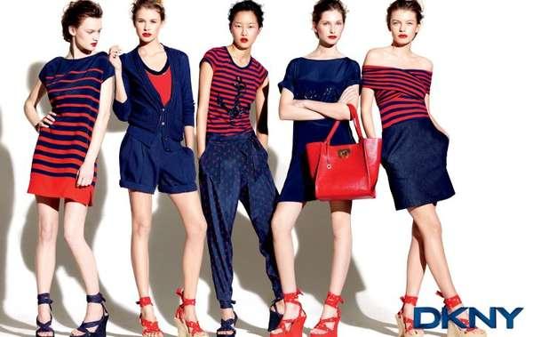 Fall Sailor Fashion