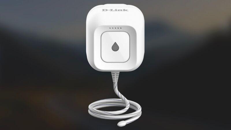 Hub-Free Water Leak Sensors