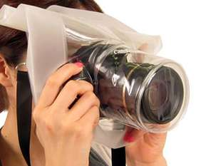 Rainproof Camera Protection