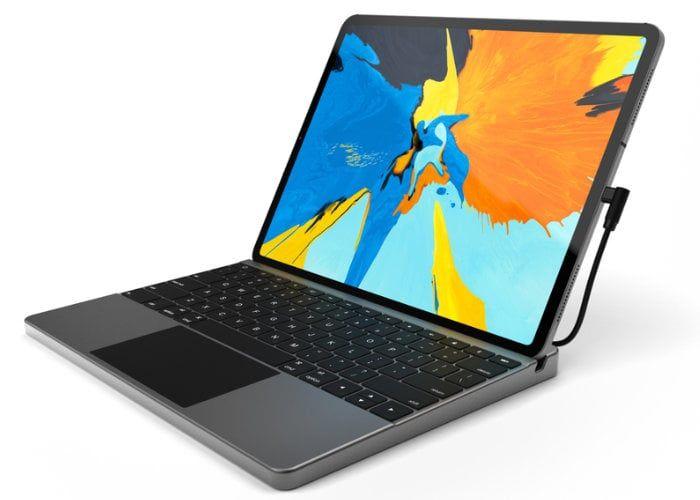 Laptop-Style Tablet Mounts