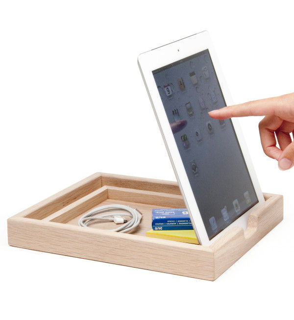 Multifunctional Tablet Platters