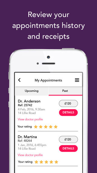 Doctor Delivery Apps