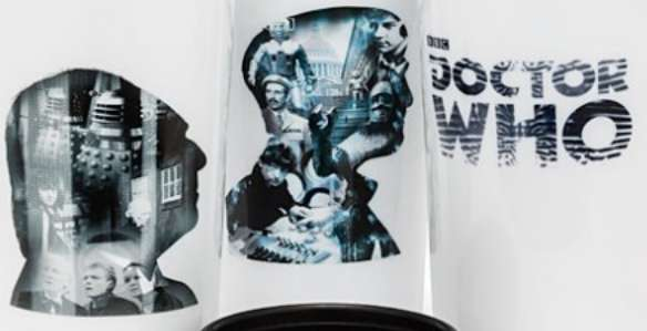 Sci-Fi Commemorative Cups