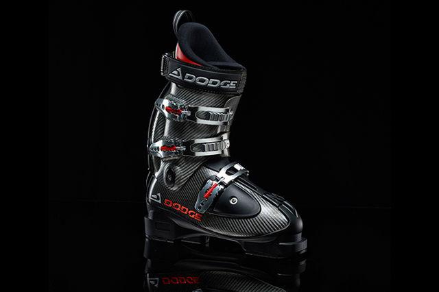 Extra-Strength Ski Boots