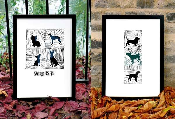 Charitable Puppy Prints