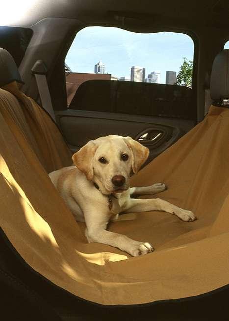 Doggie Hammocks : Dog Car Seat Sling