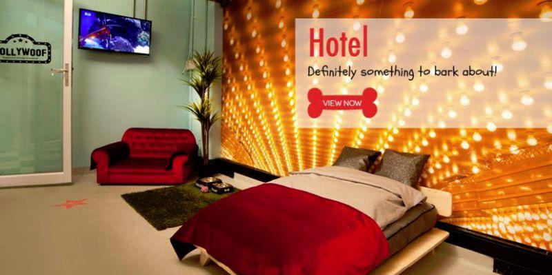 Opulent Dog Hotels