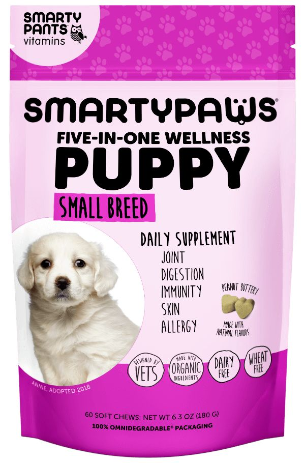 Five-in-One Dog Supplements