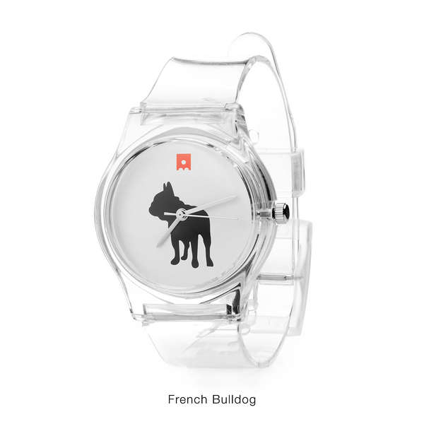 Dedicated Pooch Wristwatches