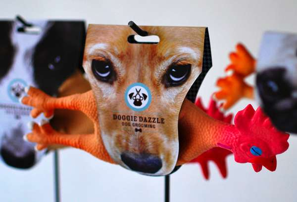 Printed Pooch Packaging