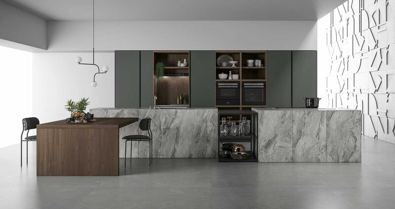 Custom-Designed Modular Kitchens