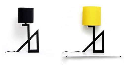 Funky Geometric Furniture