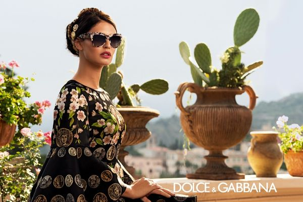 Sicilian Eyewear Ads
