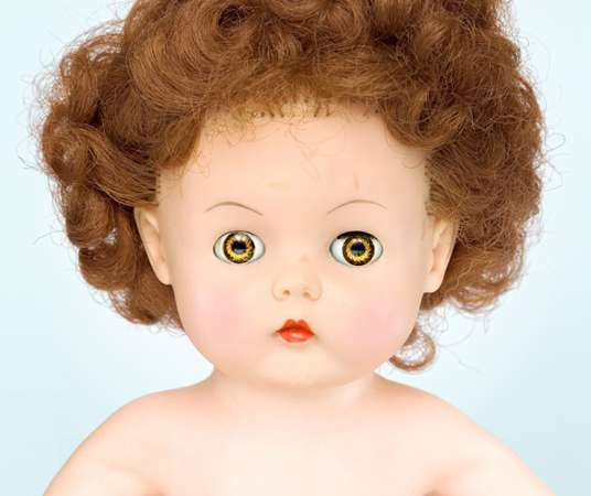 Disturbing Toy Portraits