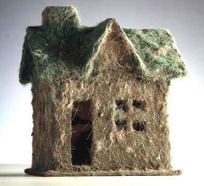 Dollhouses Made of Dust
