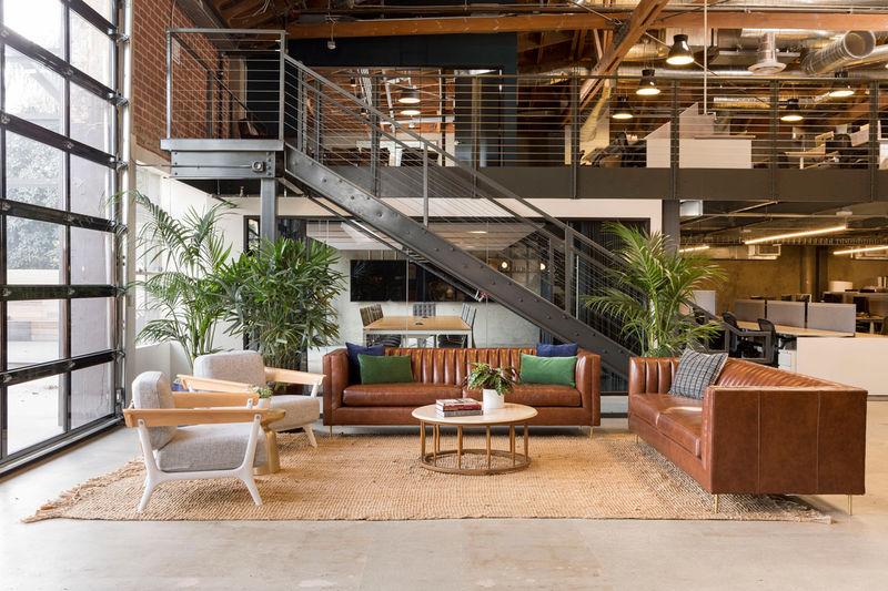 Comfortable Collaborative Spaces